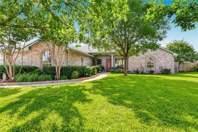 Little Elm Single Family Home For Sale: 328 Hardwicke Lane