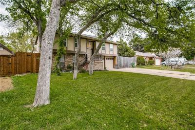 Grapevine Single Family Home For Sale: 637 Heather Wood Drive