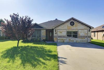 Springtown Single Family Home For Sale: 232 Lake Drive