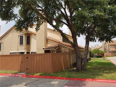 Irving Condo For Sale: 4261 Madera Road #2