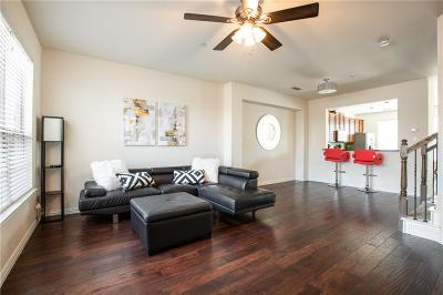 Lewisville Townhouse For Sale: 2572 Jacobson Drive
