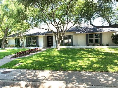 Single Family Home For Sale: 9405 Rocky Branch Drive