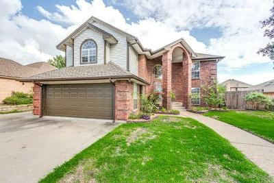 North Richland Hills Single Family Home Active Option Contract: 6708 Moss Lane