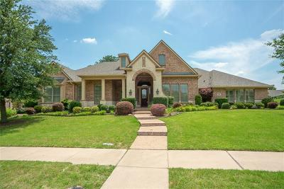 Mckinney Single Family Home Active Option Contract: 4021 Duclair Drive
