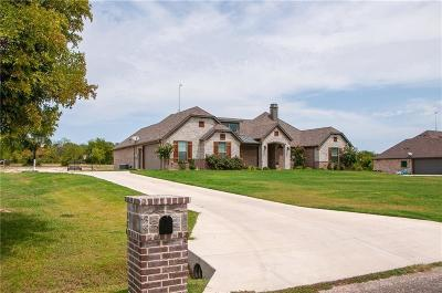 Waxahachie Single Family Home For Sale: 1695 Campbell Road