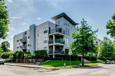 Condo Active Option Contract: 4040 N Hall Street #111