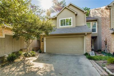 Townhouse Active Option Contract: 8431 Coppertowne Lane