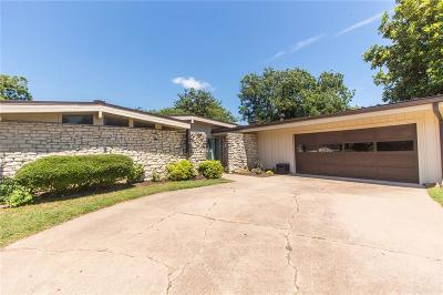 Benbrook Single Family Home For Sale: 3528 Westerly Road
