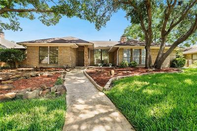Plano Single Family Home For Sale: 3829 Straw Harvest Drive