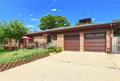 Garland Single Family Home For Sale: 1020 W Avenue D