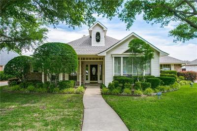 Wylie Single Family Home For Sale: 1006 Foxwood Lane