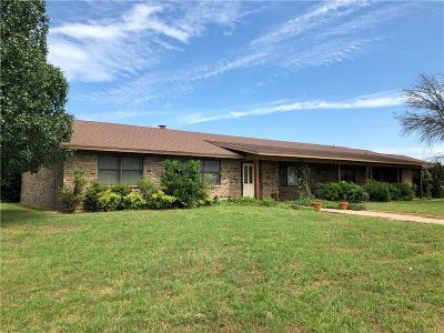 Comanche Farm & Ranch For Sale: 1251 County Road 404