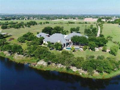 Burleson, Joshua, Alvarado, Cleburne, Keene, Rio Vista, Godley, Everman, Aledo, Benbrook, Mansfield, Grandview, Crowley, Fort Worth, Keller, Euless, Bedford, Saginaw Single Family Home For Sale: 201 Wood Lake Road