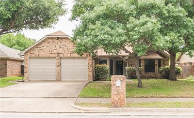 North Richland Hills Single Family Home Active Option Contract: 6744 Mesa Drive