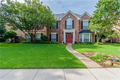 Coppell Single Family Home For Sale: 313 Beechwood Lane