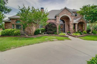 Ennis Single Family Home For Sale: 2700 Troon Road