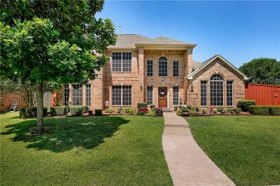 Collin County Single Family Home For Sale: 8025 Shady Lane