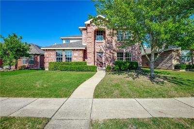 Allen Single Family Home For Sale: 1720 Honey Creek Lane