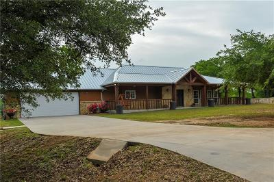 Springtown Single Family Home Active Option Contract: 2325 County Road 3657