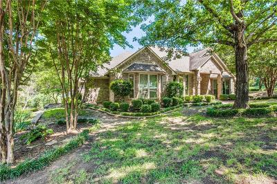 Cedar Hill Single Family Home For Sale: 804 Hickory Knob Circle