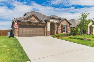 Waxahachie Single Family Home For Sale: 210 Colter Drive