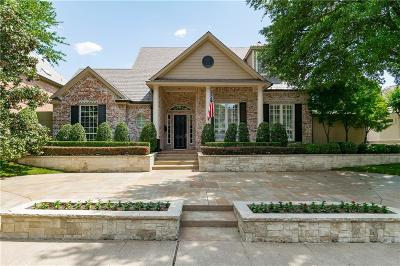 Plano Single Family Home For Sale: 5108 Malvern Drive