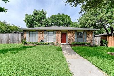 Plano Single Family Home For Sale: 6625 Osage Trail