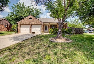 Corinth TX Single Family Home Active Option Contract: $226,000