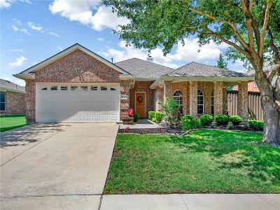 Frisco Single Family Home Active Option Contract: 15724 Wyoming Drive
