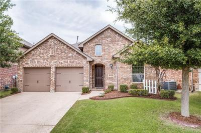 McKinney Single Family Home Active Option Contract: 6424 Valley View Drive
