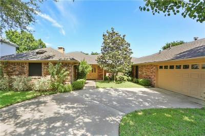 Southlake Single Family Home Active Option Contract: 3021 Flamingo Circle