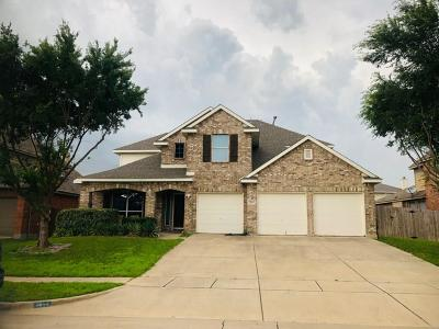 Mesquite Single Family Home For Sale: 2845 Fantail Drive