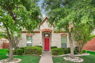 Allen Single Family Home For Sale: 1812 Lancaster Gate