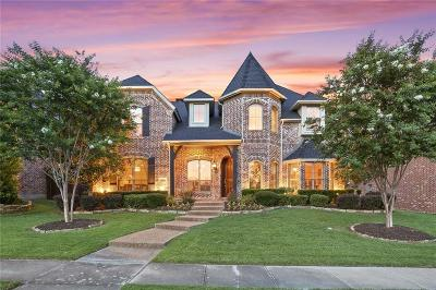 Frisco Single Family Home For Sale: 4542 Carraway Drive