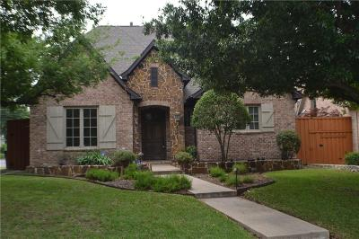 Fort Worth Single Family Home For Sale: 5701 El Campo Avenue