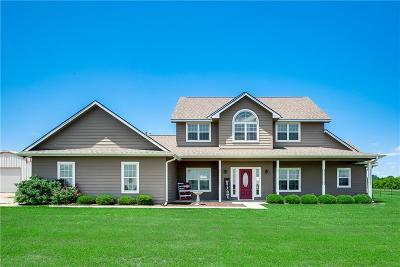 Blue Ridge Single Family Home Active Option Contract: 24406 State Highway 78 S