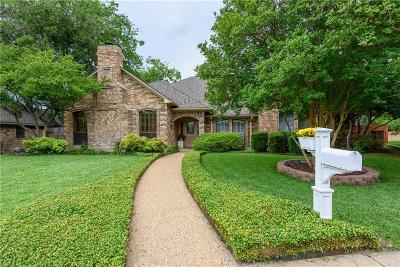 Dallas County Single Family Home For Sale: 9607 Woodmen Circle