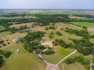 Waxahachie Farm & Ranch For Sale: 208 Hart Circle