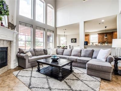 McKinney Single Family Home For Sale: 1717 Watersedge Drive