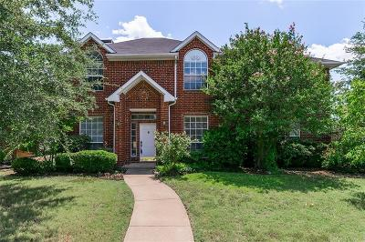 Frisco Single Family Home Active Option Contract: 7781 Creekview Drive