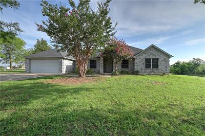 Lowry Crossing Single Family Home For Sale: 850 Cross Timbers Drive