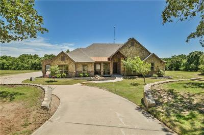 Weatherford Single Family Home For Sale: 455 Sandpiper Drive