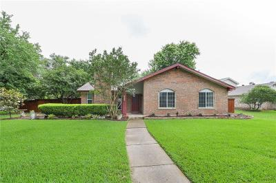 Single Family Home For Sale: 3004 Chancellor Drive