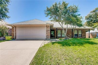Rockwall Single Family Home For Sale: 200 Darrin Drive