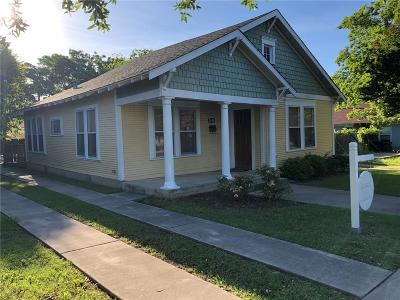 Dallas, Fort Worth Commercial For Sale: 1616 5th Avenue