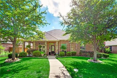 Rockwall Single Family Home For Sale: 1453 Brittany Way