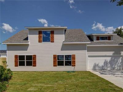 Weatherford Single Family Home For Sale: 215 Burton Hill Drive