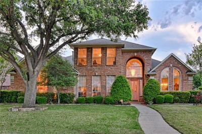 Coppell Single Family Home For Sale: 1354 Barrington Drive