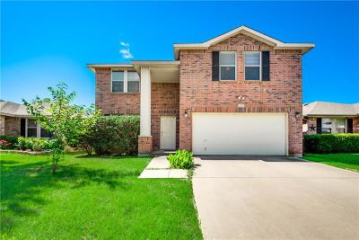 Fort Worth Single Family Home Active Option Contract: 3925 Irish Setter Drive