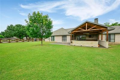 Prosper Single Family Home For Sale: 17b Grindstone Drive